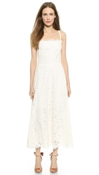 Temperley London Strappy Coco Dress Ivory