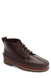 G.H. Bass Men's And Co. 'Scott' Chukka Boot Burgundy