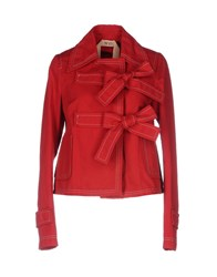 Ndegree 21 Jackets Red