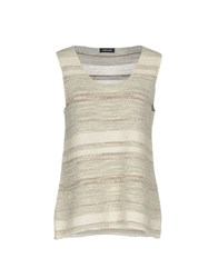 Anne Claire Anneclaire Tops Ivory