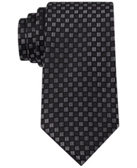 Sean John Highlight Neat Tie Gray