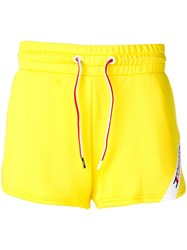 Tommy Hilfiger Classic Gym Shorts Yellow