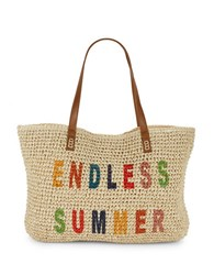 Straw Studios Beach Tote Endless Summer