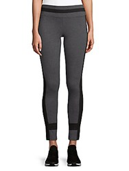 Marc New York Ankle Length Colorblock Leggings Charhtrb