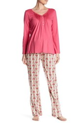 Belabumbum Padma Tunic And Pant Set Maternity Multi