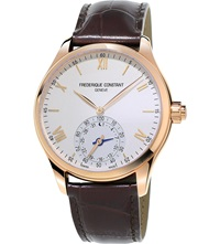 Frederique Constant Fc 285V5b4 Horological Smartwatch Stainless Steel Watch Silver