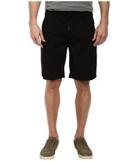 L R G Rc Marauder Ts Chino Walkshorts Black Men's Shorts
