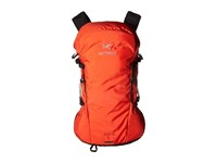 Arc'teryx Brize 25 Backpack Fiesta Backpack Bags Red