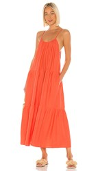 Show Me Your Mumu X Revolve May Maxi Dress In Coral.