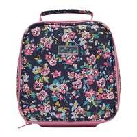 Joules Munch Bag Girls Lunch Bag Navy Ditsy Floral