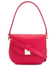 Furla Sleek Grained Effect Shoulder Bag 60