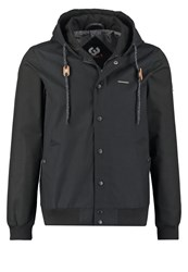 Ragwear Eagle Light Jacket Black