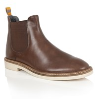 Frank Wright Hazelburn Mens Boots Brown