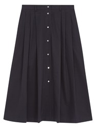 Gerard Darel Joy Skirt Midnight Blue