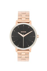 Nixon The Kensington Metallic Copper