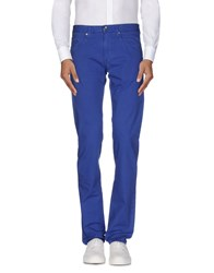 Henry Cotton's Trousers Casual Trousers Men Blue