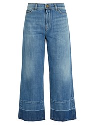 Max Mara Caspio Jeans Light Blue