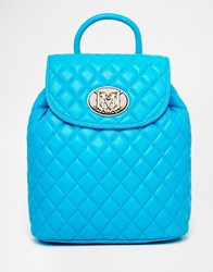 Love Moschino Quilted Backpack 0
