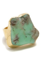 Janna Conner Aurelie Chrysoprase Ring No Color