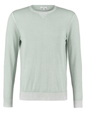 Reiss Tackler Jumper Mint