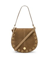 See By Chloe Kriss Small Hobo Crossbody Taupe