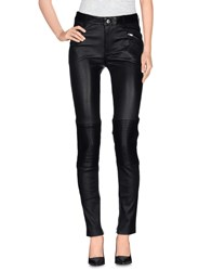 Blk Dnm Trousers Casual Trousers Women Black