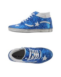 Bryan Blake Footwear High Top Trainers Women