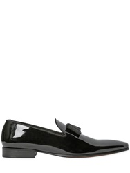 Dsquared Patent Leather Loafers Black