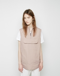 Nomia Sleeveless Anorak Sand