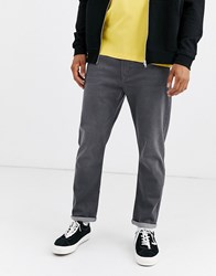 Brooklyn Supply Co. Co Slim Fit Jeans In Grey Wash