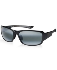 Maui Jim Sunglasses Bamboo Forestp Black Grey