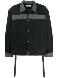 Ambush Oversized Denim Jacket Black