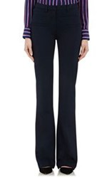 Altuzarra Women's Ponte Knit Serge Pants Blue