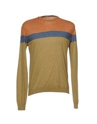 Private Lives Knitwear Jumpers Military Green