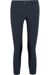 Ariat Olympia Stretch Cotton Blend Jodhpurs Navy