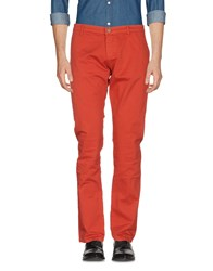 Imperial Star Casual Pants Rust