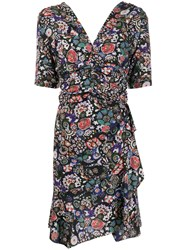 Isabel Marant Arodie Floral Mini Dress 60