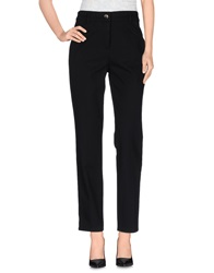 Escada Casual Pants Black