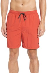 Tommy Bahama Men's Big And Tall 'Happy Go Cargo' Swim Trunks