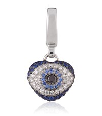 Theo Fennell Evil Eye 'Art Charm Female