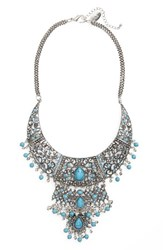 Natasha Couture Women's Statement Necklace