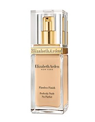 Elizabeth Arden Flawless Finish Perfectly Nude Makeup Broad Spectrum Sunscreen Spf 15 Warm Sun