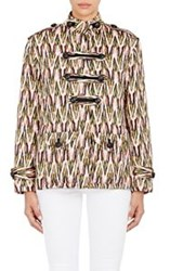 Isabel Marant Hazel Military Jacket Multi