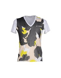 Gianfranco Ferre Gf Ferre' T Shirts White