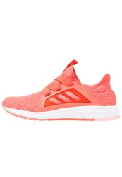 Adidas Performance Edge Lux Neutral Running Shoes Easy Coral White Haze Coral