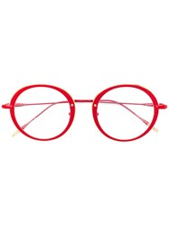 Frency And Mercury Favorite Breakfast Glasses Red