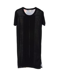 Adidas Slvr Short Dresses Black