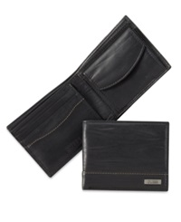 Guess Chico Bifold Wallet Black