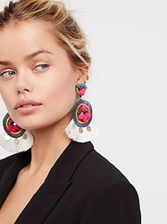 Free People Mai Tai Statement Earring By