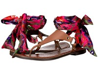 Sam Edelman Giliana Saddle Women's Dress Sandals Brown
